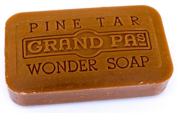 Чем полезно сосновое дегтярное мыло