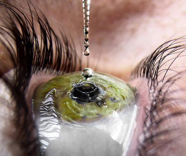 Линзы для плохого зрения