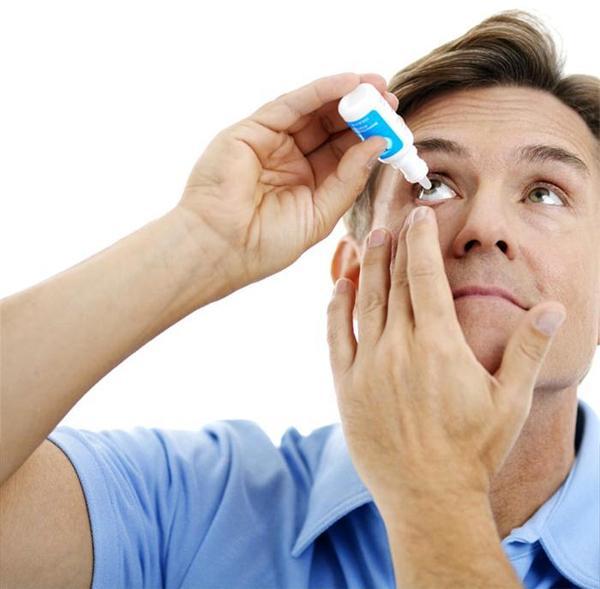 Какие ингредиенты входят в состав глазных капель?