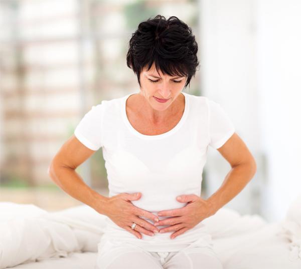 Симптомы язвы желудка у женщин
