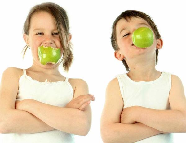Очищение кишечника у детей натуральными средствами