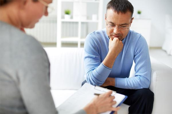 С чем связана депрессия у мужчин?