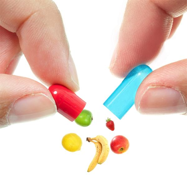 Жидкие витамины или витамины в таблетках?