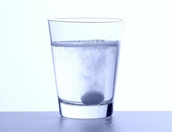 Как растворяется Эко слим в воде