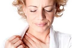 Причины появления ощущения кома в горле