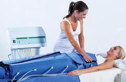 Прессотерапия в больнице и дома