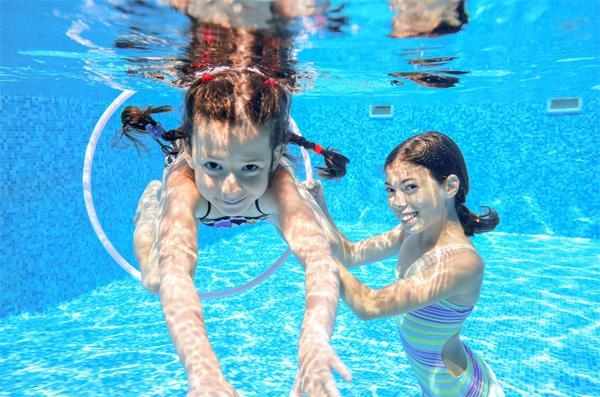 Кардио-упражнения для детей