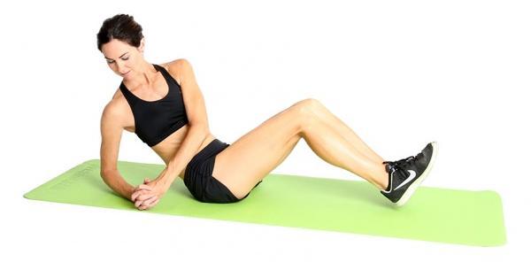 Какие бывают упражнения после кесарева сечения