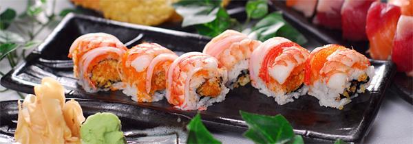 Чем полезны нори в суши и роллах