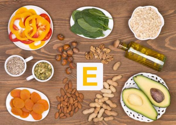 Симптомы дефицита витамина E