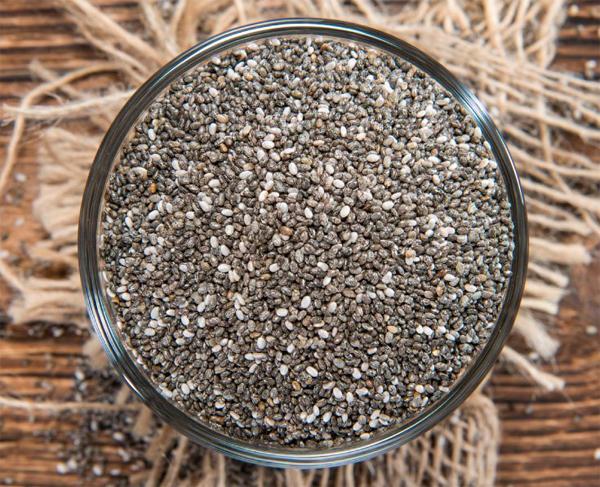 Как использовать семена чиа для похудения?