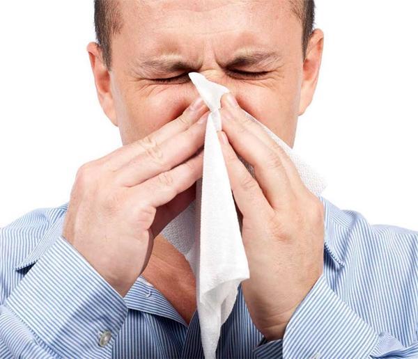 Лечение насморка у взрослых
