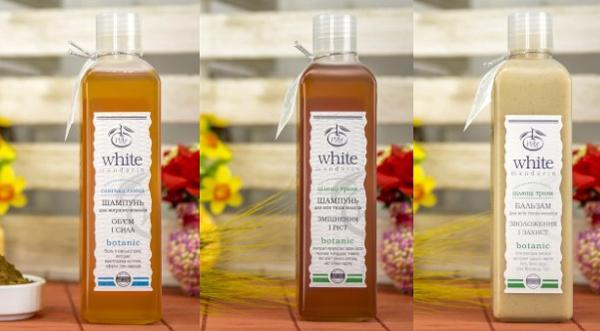 Что может дать White Mandarin волосам?