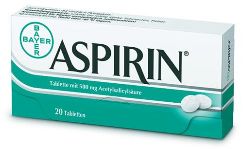 Можно ли применять аспирин при воспалении?