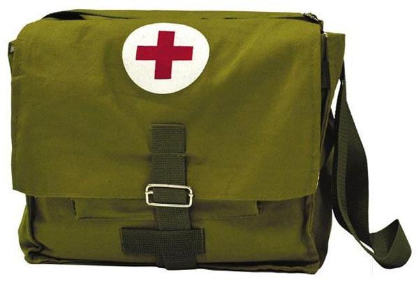 Что из себя представляет санитарная сумка?