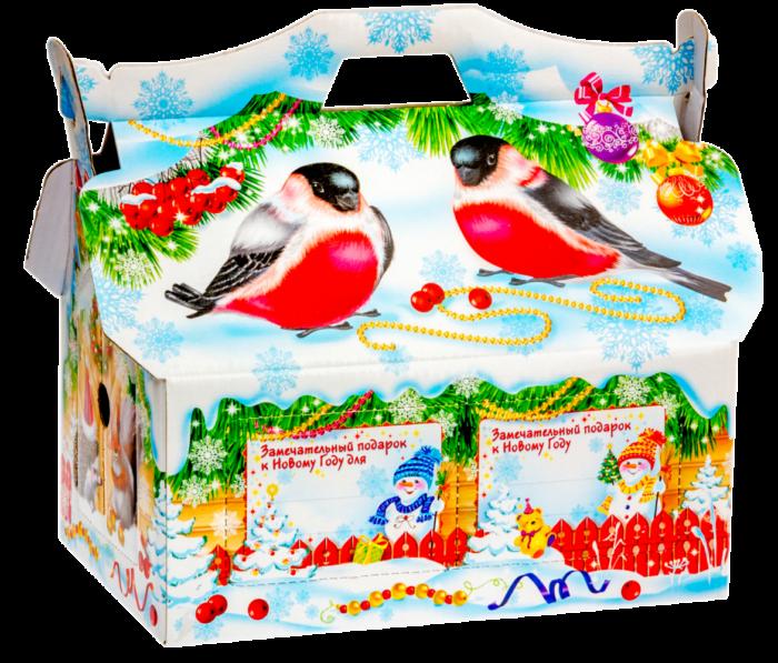 О выборе поставщика сладких новогодних подарков