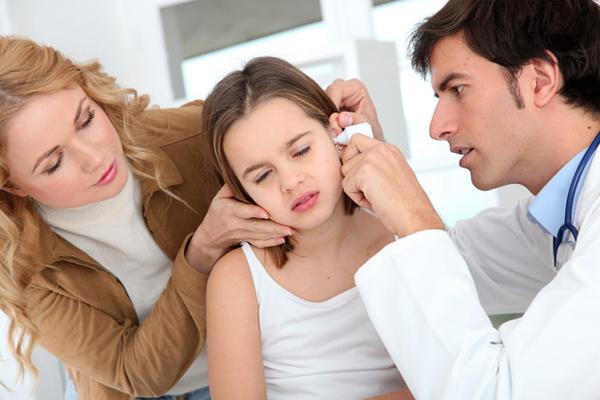 Инфекция внутреннего уха