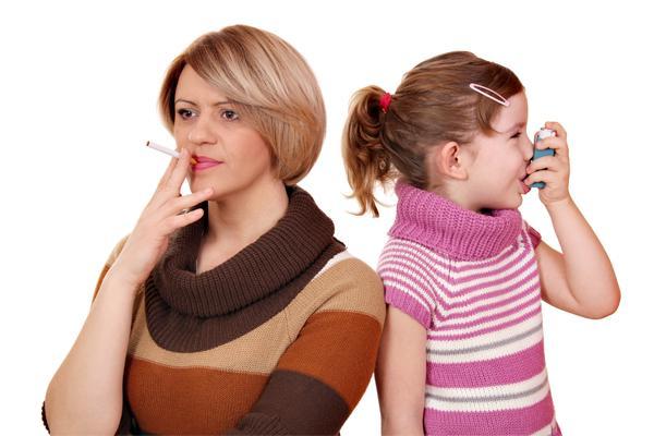 Как лечить астму у детей