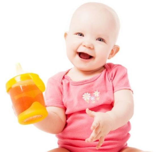 Фруктовые соки детям: польза и вред