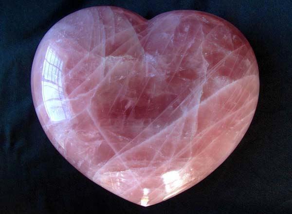 Целебные свойства розового кварца