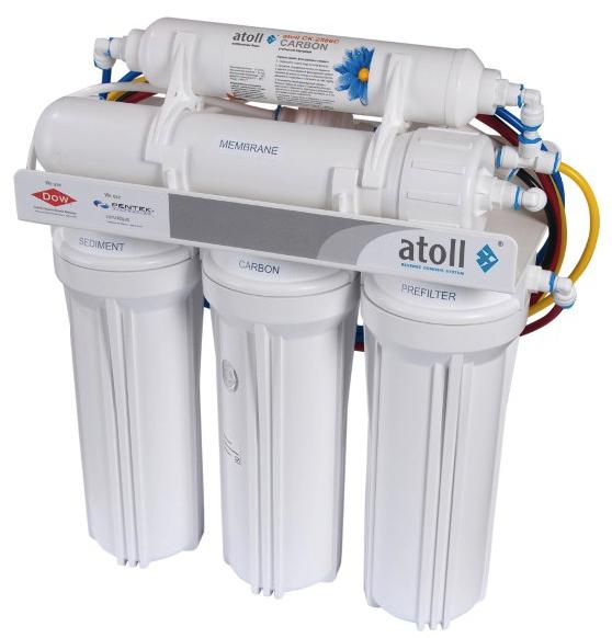 Система обратного осмоса (фильтр) ATOLL A-560E (A-550 STD)