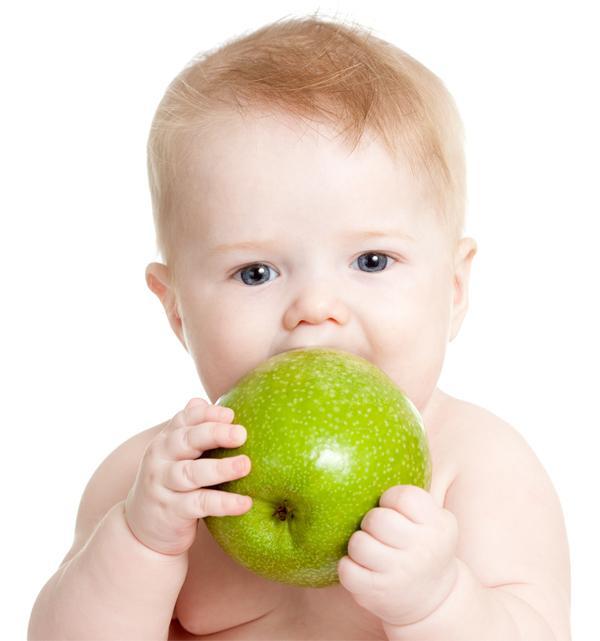 Богатые железом продукты питания для детей
