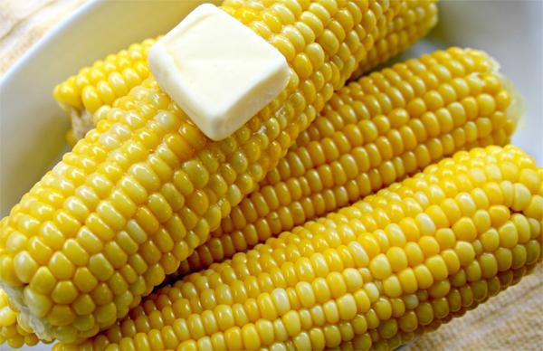 Польза вареной кукурузы