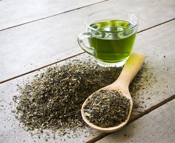 Как использовать зеленый чай для лечения артериальной гипертонии