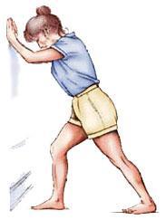 Что делать при боли в пятках?