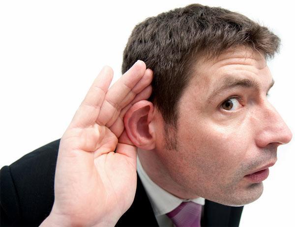 Диапазон слуха человека