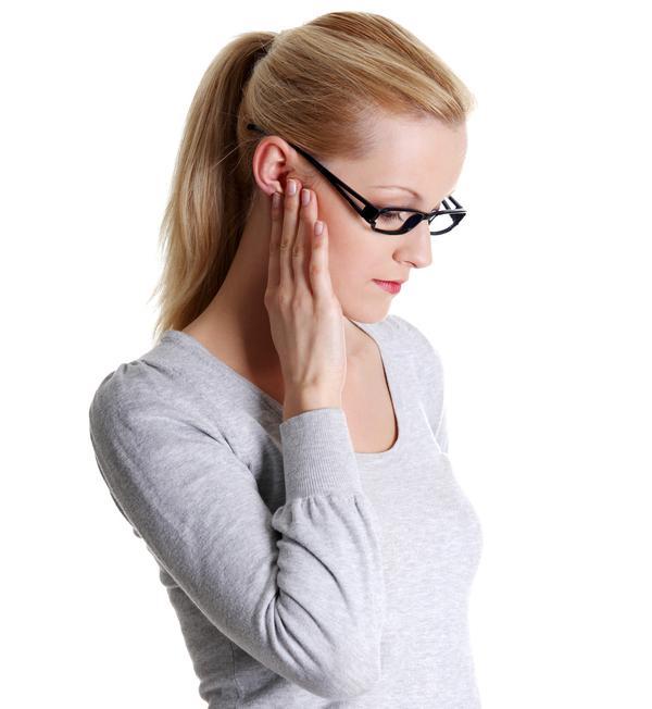 Ушная боль у взрослых