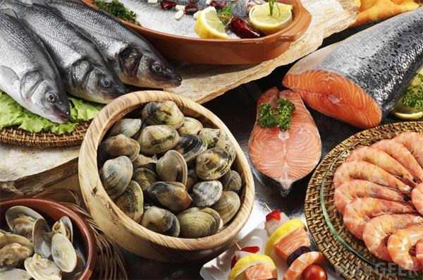 Продукты питания с высоким содержанием цинка