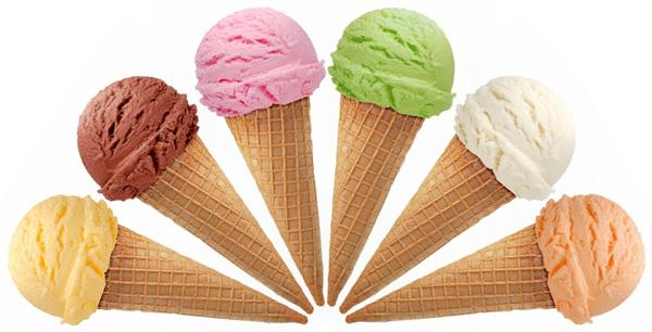 Факты о мороженом