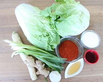 Кимчи: вкусно и полезно