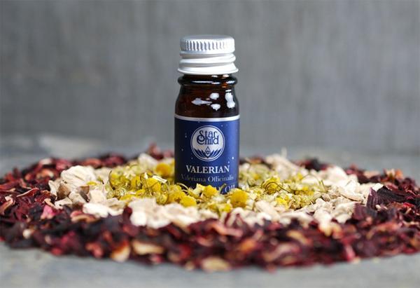 Чем полезно валериановое масло?