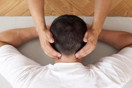 Точки надавливания от головной боли