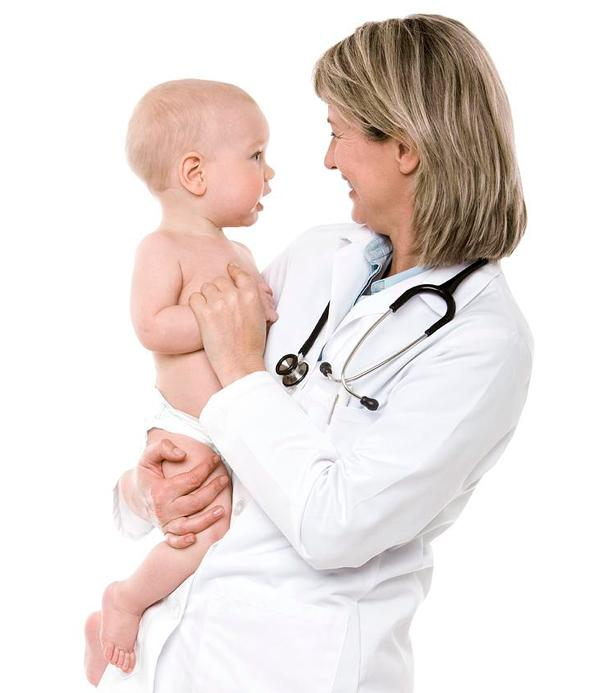 Проблемы пищеварения у младенцев