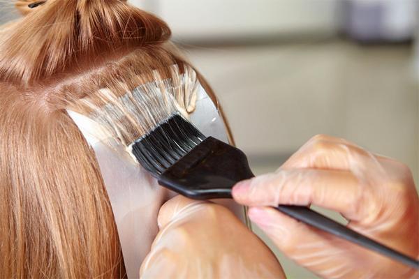 Оксидационные красители для волос