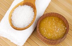 Полезные свойства солевых скрабов
