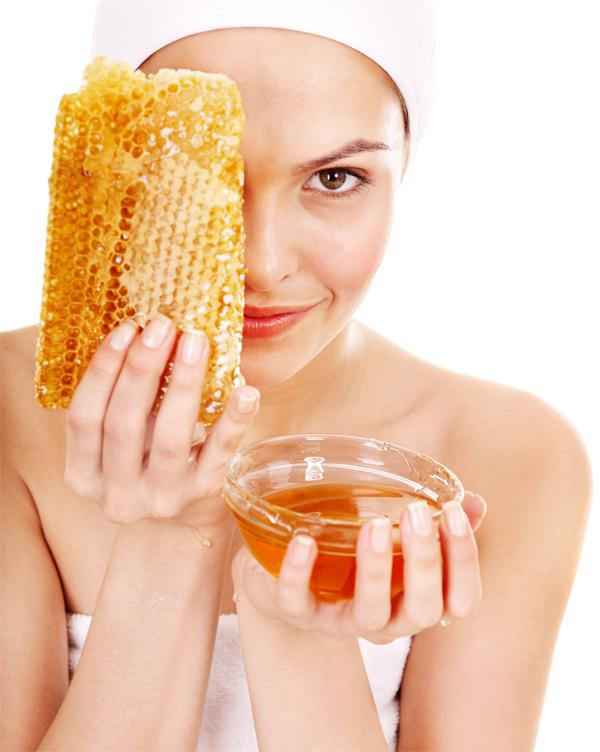 Лечение акне медом