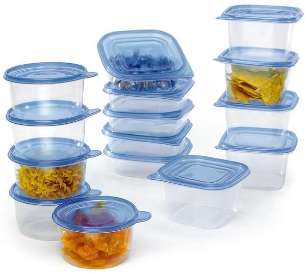 Полиэтилен низкой плотности (пищевые контейнеры)