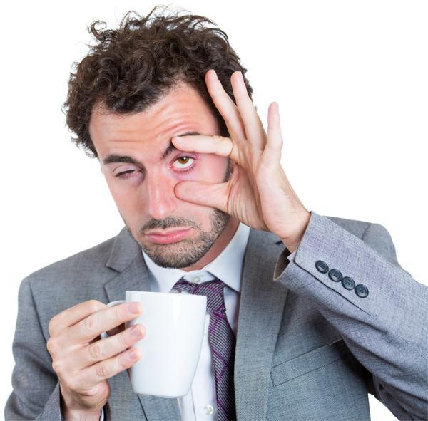 Сократите потребление кофе!