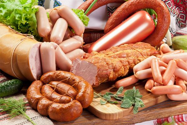 Мясные продукты вызывают запор