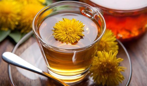 Одуванчиковый чай