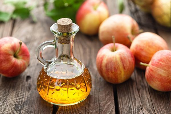 Яблочный уксус для понижения холестерина