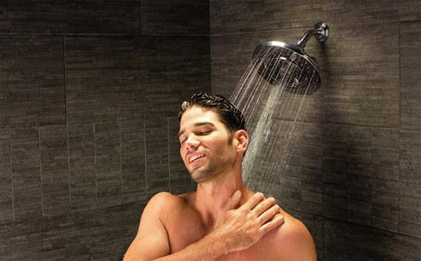 Горячий душ – преимущества