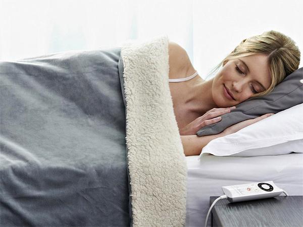 Риск рака матки в связи с использованием электрического одеяла