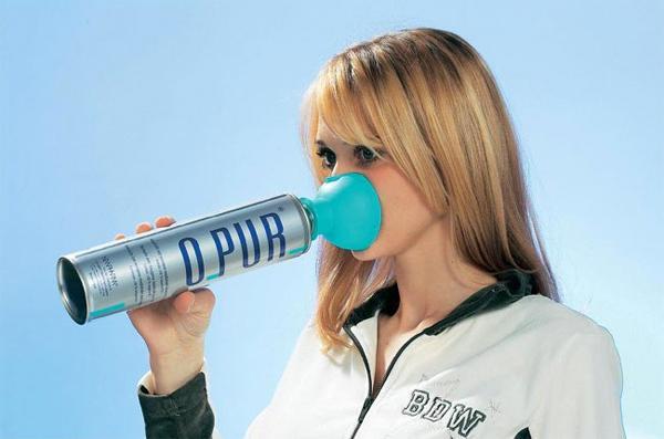 Обязательным компонентом домашней аптечки являются кислородные баллончики