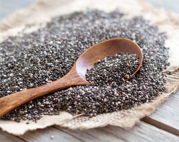 Применение семян чиа для борьбы с диабетом