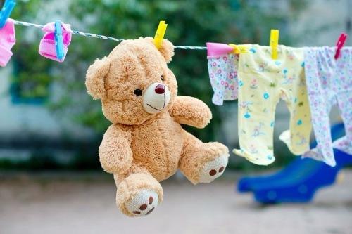Способы очистки мягких игрушек